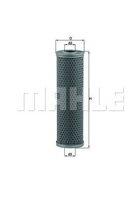 OX147D Фильтр масляный MB W140 S600/W129 SL600