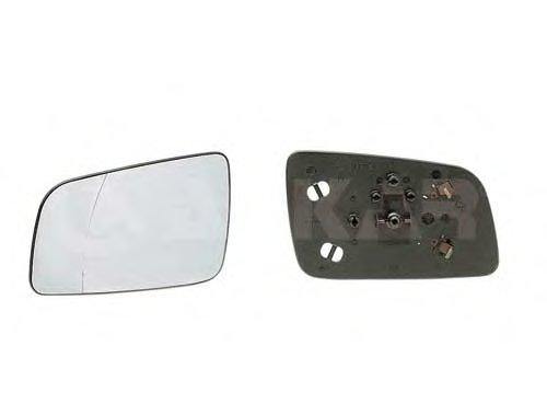PMG2806G02 Стекло зеркала прав выпукл OPEL: ASTRA G - 98-04