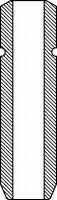 VAG96071 Направляющая клапана TOYOTA CAMRY 2,2 91-01