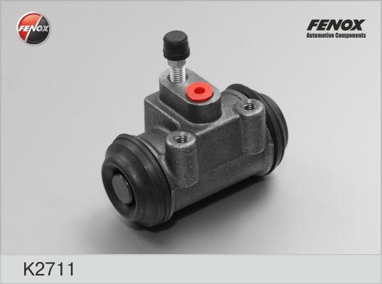 K2711 Деталь K2711 Цилиндp тоpмозной колесны