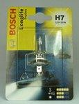 1987301057 Лампа H7 12V 55W Longlife Daytime (blister 1шт.)