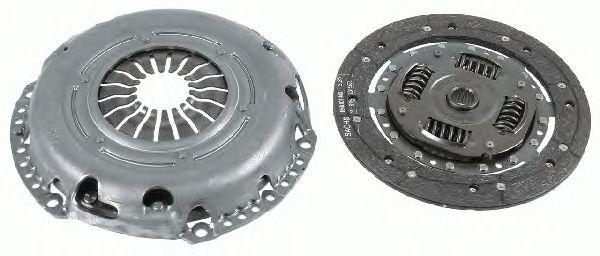 1746881 Сцепление Фокус 2 100/115PS  к-т (1385806)
