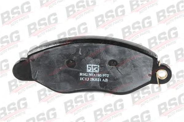 BSG30200004 Колодки тормозные дисковые передние / FORD Transit 00~06