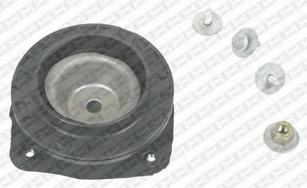KB65526 Опора амортизатора NISSAN/RENAULT MICRA III/CLIO III пер.лев.(с подшипником)