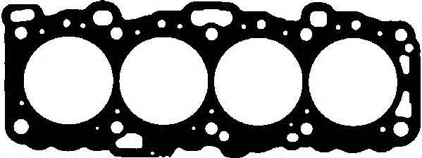 10071020 Прокладка ГБЦ NISSAN: ALMERA I 2.0 D 95-00, ALMERA I Hatchback 2.0 D 95-00, PRIMERA 2.0 D 90-96, PRIMERA Hatchback 2.0