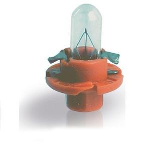 12624CP Лампа BAX 12V 1.1W BX8.4d orange