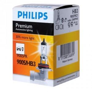 9005PRC1 Лампа HB3 Premium 12V 65W P20d