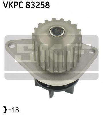 VKPC83258 Помпа ET3J4