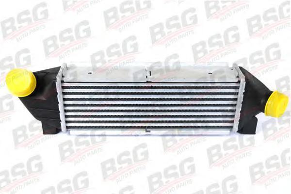 BSG30535001 Интеркулер, охладитель нагнетаемого воздуха / FORD Transit 2,0 Duratorq-DI 01~06