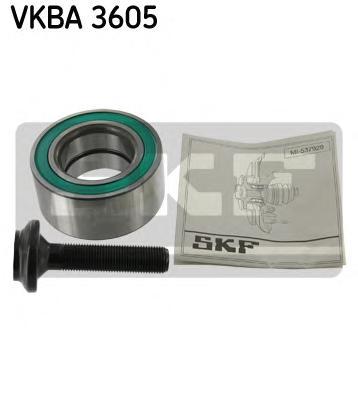 VKBA3605 Подшипник ступичный задн AUDI: A4 01-