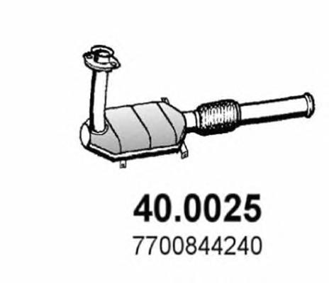 400025 Катализатор
