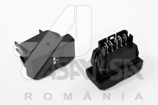 30990 Кнопка RENAULT LOGAN -10 стеклоподъемника