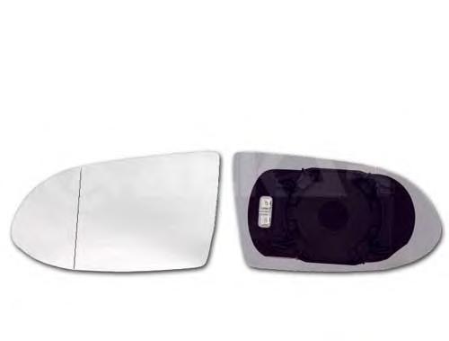 6471440 Стекло зеркала левое / OPEL Zafira-A