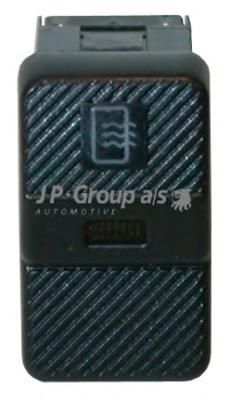 1196400100 Кнопка обогрева заднего стекла / VW Passat, Polo, T4 ~96