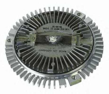 2100080031 Вискомуфта AUDI A6/A8 3.7-4.2