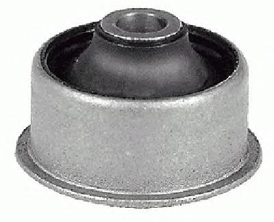 2517601 Сайлентблок (кратно 2) задн нижнего рычага передней оси (с буртиком ) FORD: COURIER 91-96, ESCORT '95 95-, ESCORT CLASSI