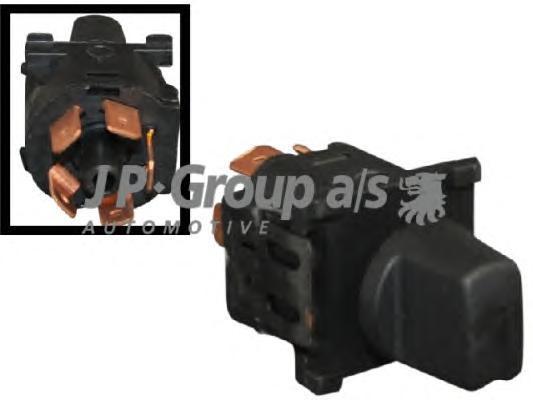1196800400 Выключатель вентилятора, отопление / вентиляция