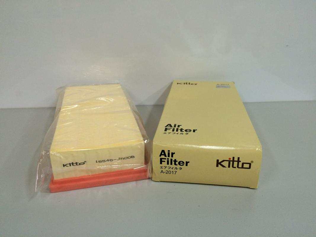 A2017 Фильтр воздушный NISSAN J32  Z51  L32