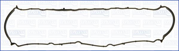 11113100 Прокладка клапанной крышки RENAULT CLIO/KANGOO/MEGANE/SCENIC 1.5dCI 05-