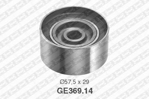 GE36914 Ролик ремня ГРМ TOYOTA RAV 4 2.0 94-