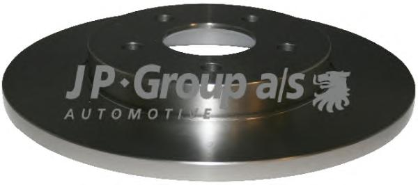1563201100 Диск тормозной задний / FORD Mondeo-III  (12.0-280) 2000~