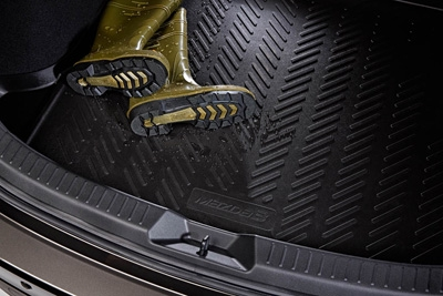 BHS2V9540 Коврик багаж. Mazda 3 2013-  HB