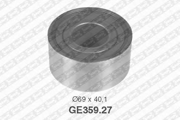 GE35927 Ролик ремня ГРМ CITROEN C5/PEUGEOT 407/607/LAND ROVER 2.5/2.7D/3.0D