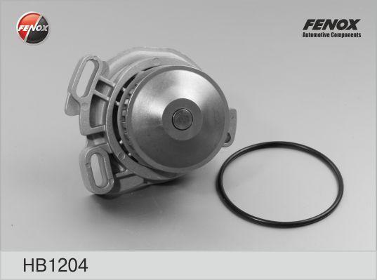 HB1204 Насос водяной AUDI 80/100 1.9/2.0/2.1/2.2/2.3 90