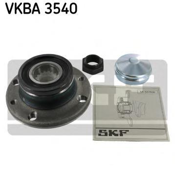 VKBA3540 Ступица с подшипником FORD/CITROEN/PEUGEOT/FIAT/ALFA зад.