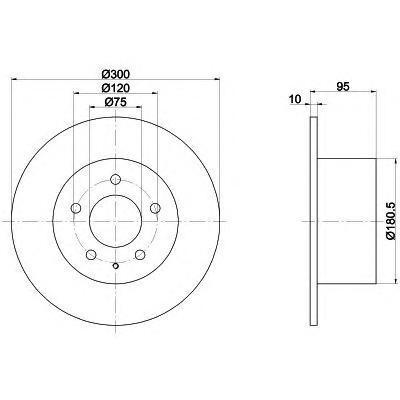 8dd355103791 Тормозной диск