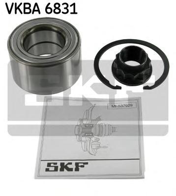 VKBA6831 Подшипник ступ.TOYOTA AVENSIS/COROLLA 97-08 пер.
