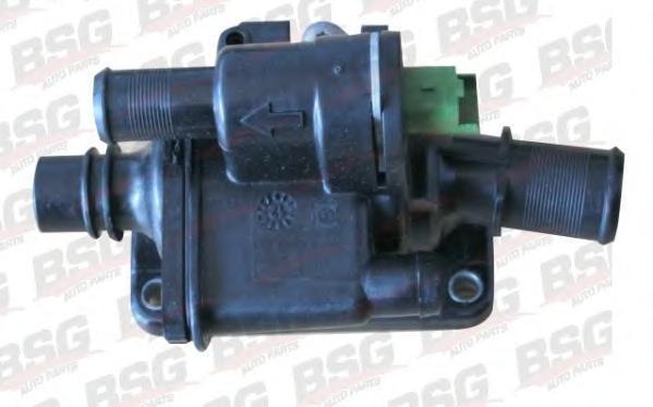 BSG30126009 Корпус термостата в сборе  / FORD Fiesta,Fusion 1,4 Duratorq-TDCI 01~