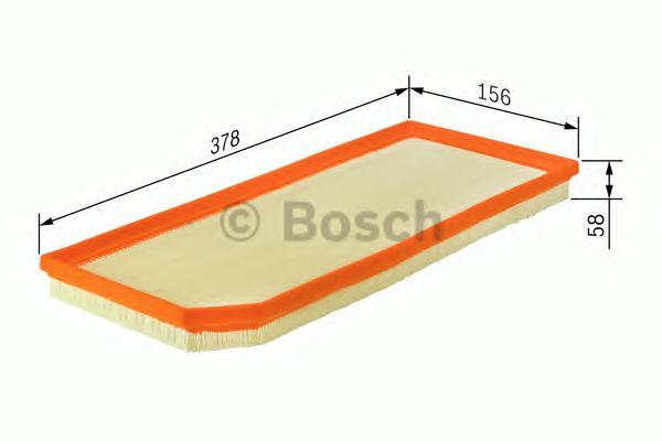 1457433065 Фильтр воздушный MB 2.2D/2.7D/3.2D