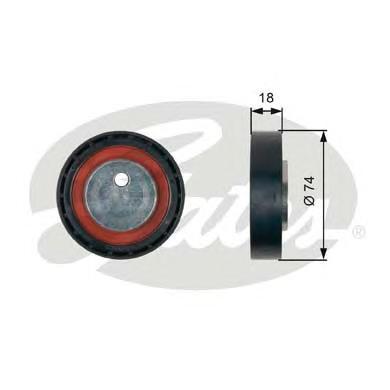 T36403 Ролик приводного ремня Fiat Ducato 2.3JDT 02