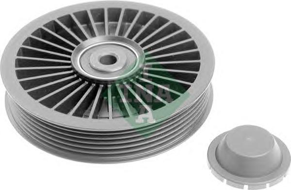 532033310 Ролик промежуточный поликлинового ремня генератора/кондиционера NISSAN: INTERSTAR 2.2DCi 07/02-, OPEL: MOVANO 2.2DTI/2