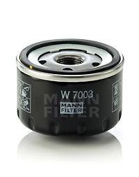 W7003 Фильтр масляный ALFA ROMEO 147/156/FIAT DOBLO 1.9JTD