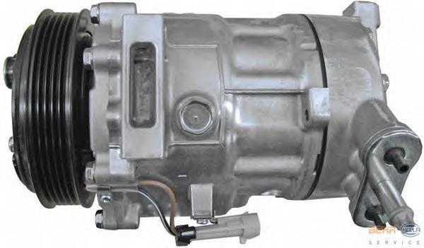 8FK351316361 Компрессор кондиционера OPEL VECTRA C 2002