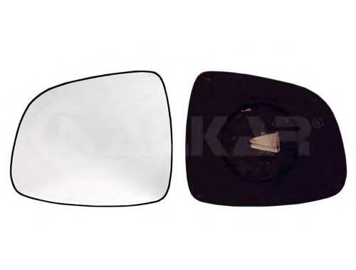 6401562 Стекло зеркала SUZUKI SX4 06- левое