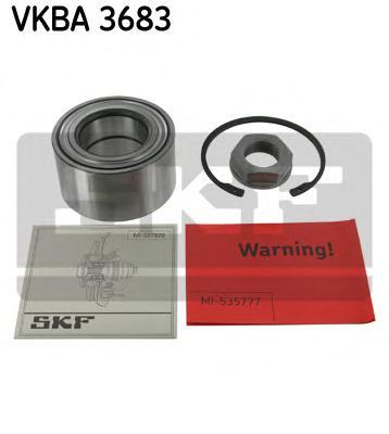 VKBA3683 Деталь VKBA3683 =R159.47 !к-кт подшипни