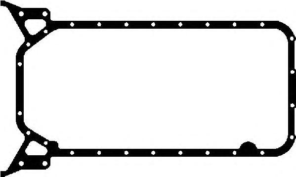 14077900 Прокладка масляного поддона MERCEDES-BENZ: C-CLASS C 200 CDI/C 220 CDI 93-00, C-CLASS C 200 CDI/C 200 CDI/C 200 CDI/C 2