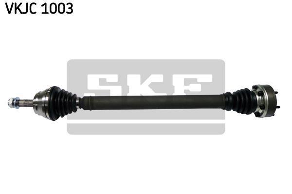 VKJC1003 Вал приводной внутр правый VW Passat 88- АКП трипоид