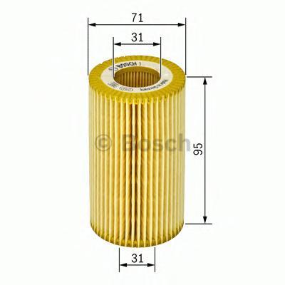 F026407008 Фильтр масляный MB CDi