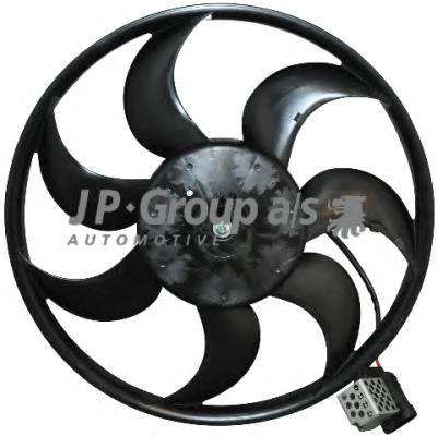 1299101000 Вентилятор радиатора / OPEL Astra G, Zafira 1.2-2.2