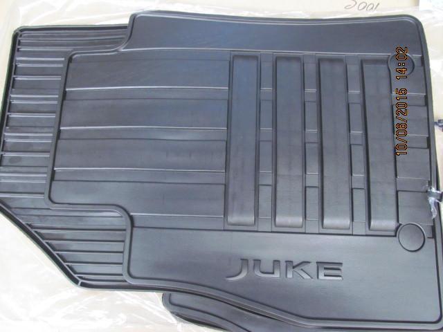 KE7481K089 Коврики рез. NISSAN JUKE F15 (передний привод)
