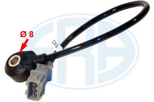 550284 Датчик детонации CHEVROLET AVEO/CRUZE/LACETTI/LANOS/CAPTIVA 2.4/MATIZ