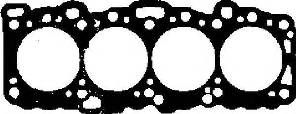 0022478 Прокладка ГБЦ NI 2,0