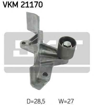 VKM21170 Ролик ремня ГРМ VAG 1.8T/2.0 95-