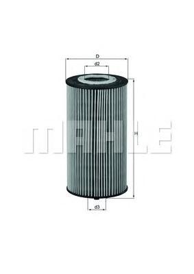OX358D Фильтр масляный AUDI A4/A6/A8 3.7/4.2 02-