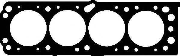 167621 Прокладка ГБЦ Daewoo Nubira 1.6 16V DOHC 97