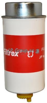 1518700300 Фильтр топливный, дизель / FORD Transit 2.0/2.2/2.4 Duratorq 00~